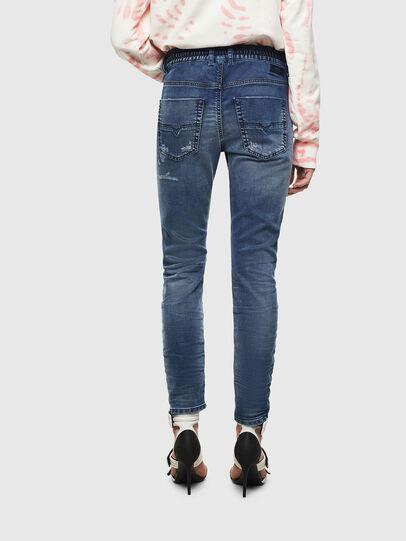 Diesel - Krailey JoggJeans 069LW, Dunkelblau - Jeans - Image 2