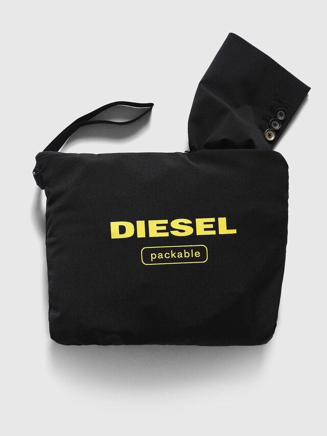 Diesel - J-MOSYER, Schwarz - Jacken - Image 3