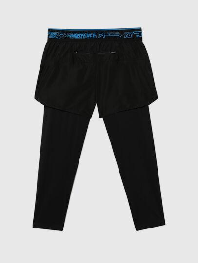 Diesel - UMLB-FAUST, Noir - Pantalons - Image 2