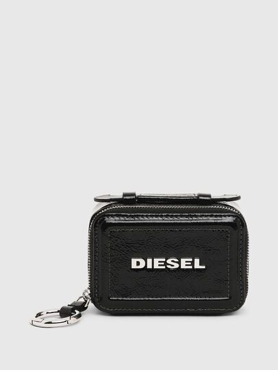 Diesel - BOMBY, Schwarz - Kleine Portemonnaies - Image 1