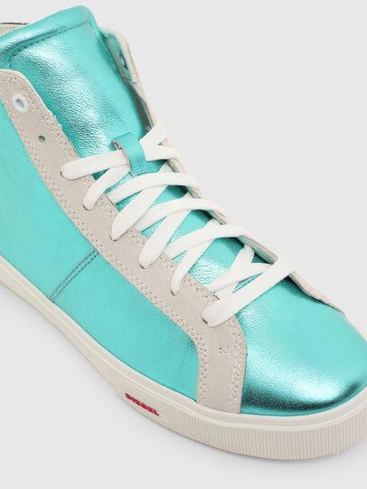 Diesel - S-MYDORI MC W, Azzurro - Sneakers - Image 5