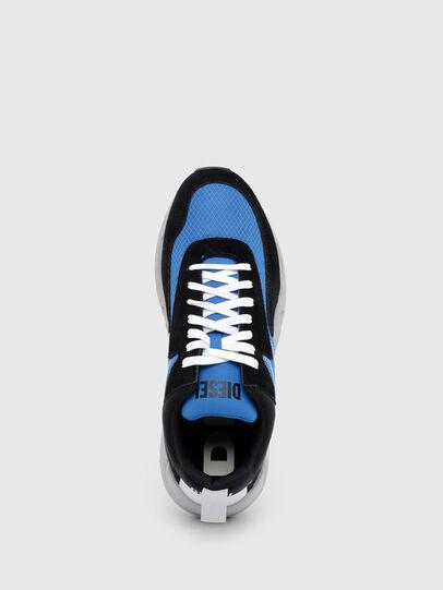 Diesel - S-SERENDIPITY LOW CU, Noir/Bleu - Baskets - Image 6