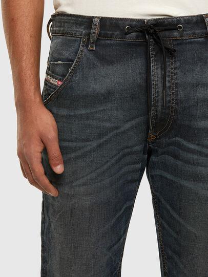 Diesel - Krooley JoggJeans 069NS, Dunkelblau - Jeans - Image 3