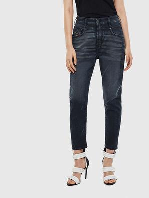 Fayza JoggJeans 069MD, Dunkelblau - Jeans