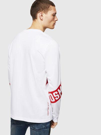 Diesel - T-JUST-LS-STAR,  - T-Shirts - Image 2