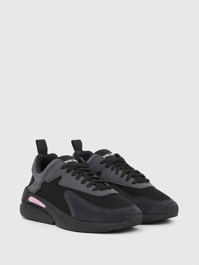 Diesel - S-SERENDIPITY LOW CU, Black - Sneakers - Image 2