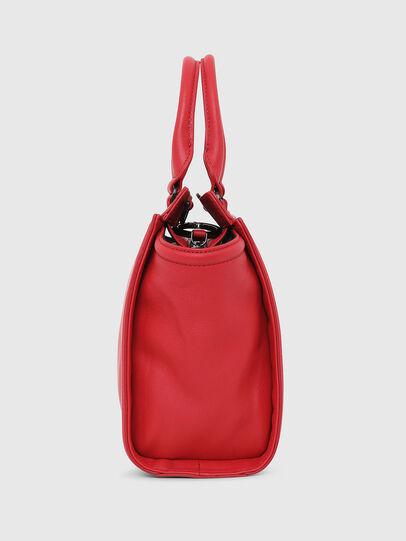 Diesel - BADIA, Feuerrot - Satchel Bags und Handtaschen - Image 3