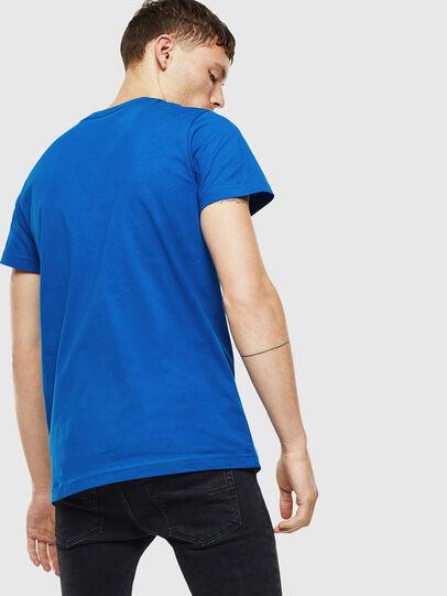 Diesel - T-DIEGO-DIV, Blau - T-Shirts - Image 2