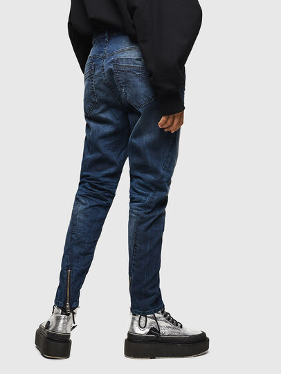 Diesel - Fayza JoggJeans 083AS, Dunkelblau - Jeans - Image 2