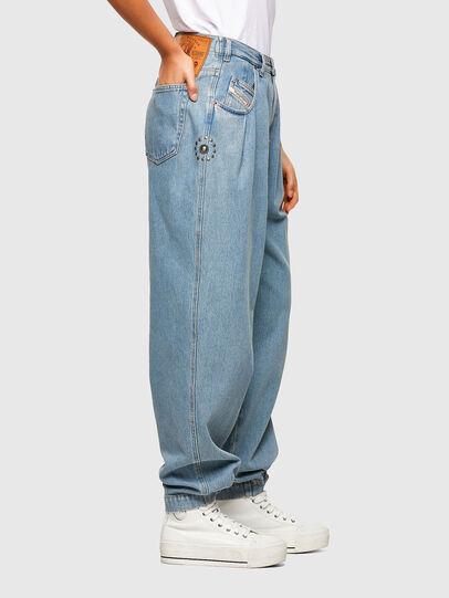 Diesel - D-Concias 009RQ, Bleu Clair - Jeans - Image 5