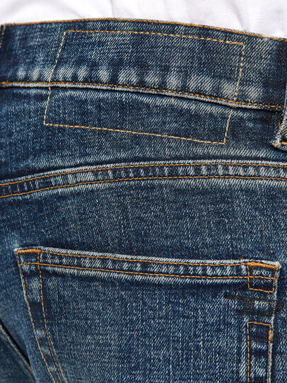 Diesel - D-Strukt 009AR, Mittelblau - Jeans - Image 4