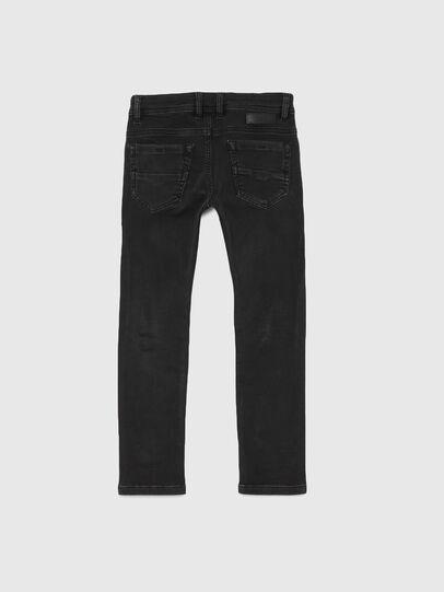 Diesel - THOMMER-J JOGGJEANS, Schwarz - Jeans - Image 2
