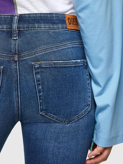 Diesel - Slandy 009PU, Blu medio - Jeans - Image 4