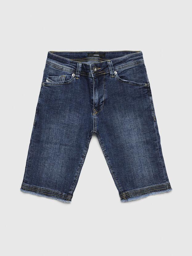 DARRON-R-J SH-N, Mittelblau - Kurze Hosen