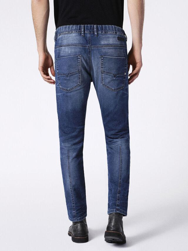 KROOLEY JOGGJEANS 0683R, Jeansblau