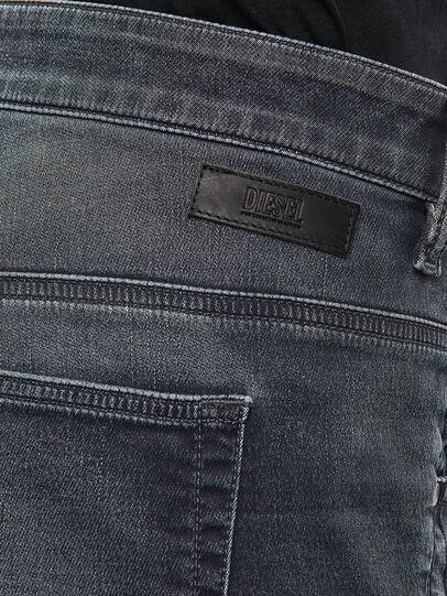 Diesel - FAYZA JoggJeans® 069QA, Schwarz/Dunkelgrau - Jeans - Image 5