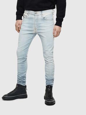 D-Amny 009BE, Hellblau - Jeans