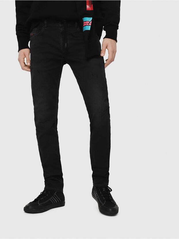 Thommer JoggJeans 069FH, Schwarz - Jeans
