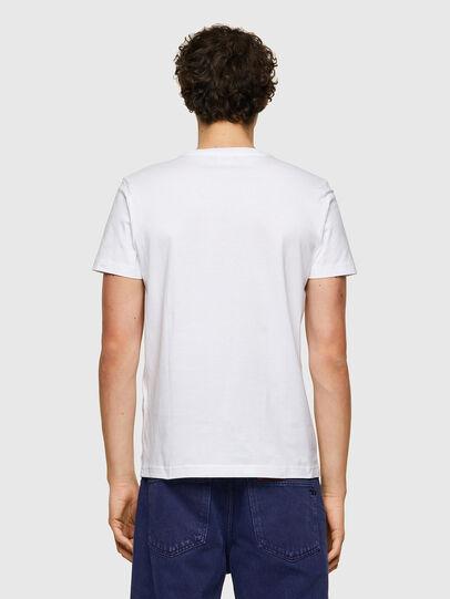 Diesel - T-DIEGOS-K22, Blanc - T-Shirts - Image 2