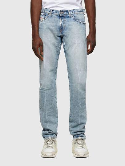 Diesel - D-Kras 009NC, Bleu Clair - Jeans - Image 1
