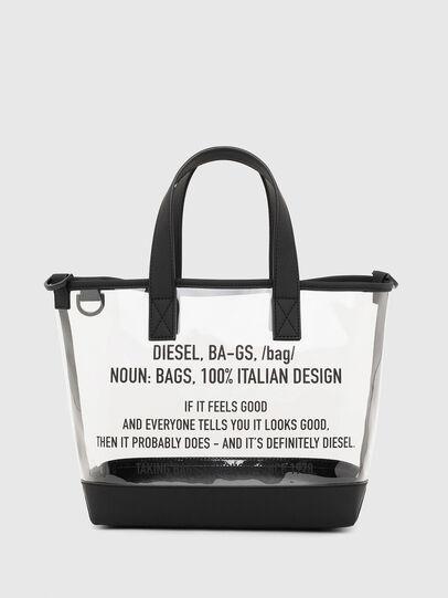 Diesel - PUMPKIE, Weiß - Shopper und Schultertaschen - Image 1