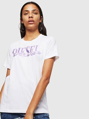T-SILY-WN, Weiß/Rosa - T-Shirts