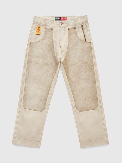 Diesel - DxD-5, Blanc - Pantalons - Image 1