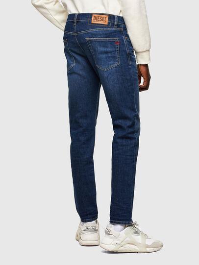 Diesel - D-Strukt 009MI, Blu Scuro - Jeans - Image 2
