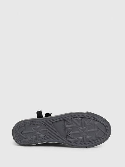 Diesel - S-ASTICO MID ZIP SP, Schwarz - Sneakers - Image 4