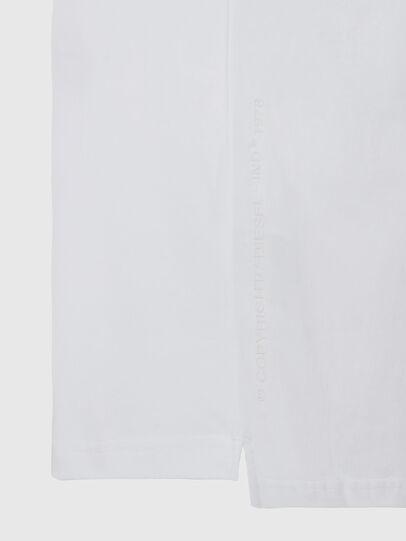 Diesel - T-JUST-SLITS-X81, Weiß - T-Shirts - Image 5