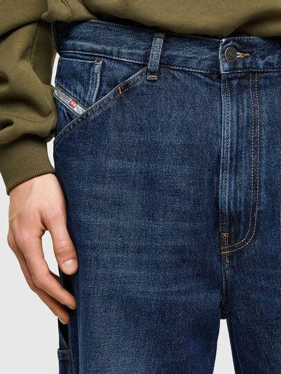 Diesel - D-Franky 009NE, Blu Scuro - Jeans - Image 3