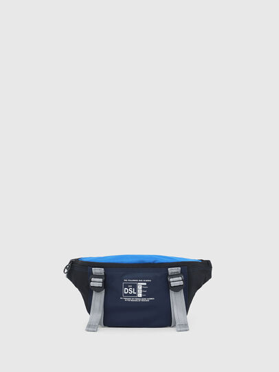 Diesel - MHAIR, Bleu - Sacs ceinture - Image 1