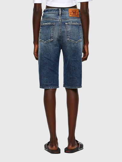 Diesel - DE-LILY-SP, Bleu moyen - Shorts - Image 2