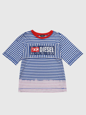 TJVANE, Blau/Weiß - T-Shirts und Tops
