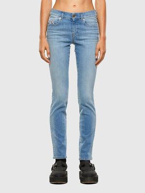 Sandy 009CT, Hellblau - Jeans