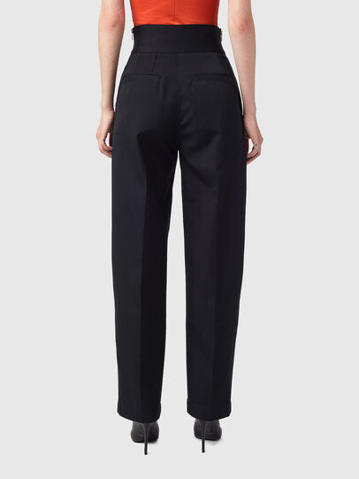 Diesel - P-BANDY, Black - Pants - Image 2