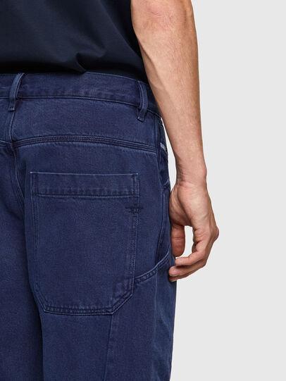 Diesel - D-Franky 0EEAX, Blu medio - Jeans - Image 4
