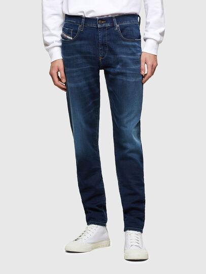 Diesel - D-Strukt JoggJeans® 069RX, Bleu Foncé - Jeans - Image 1