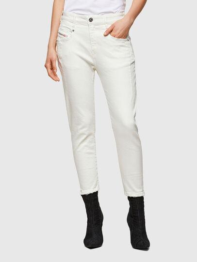 Diesel - Fayza 009NR, Blanc - Jeans - Image 1
