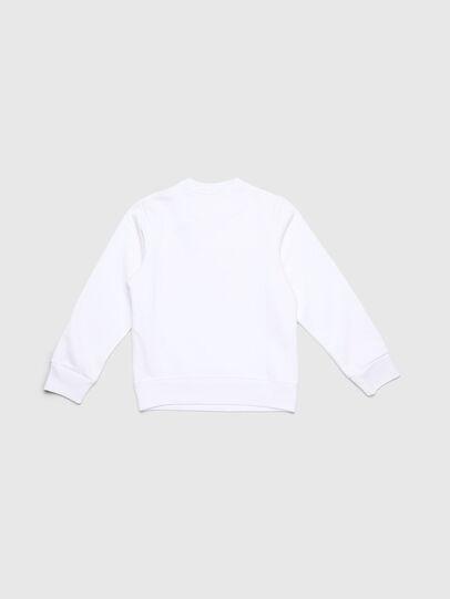 Diesel - SGIRDIE, Weiß - Sweatshirts - Image 2