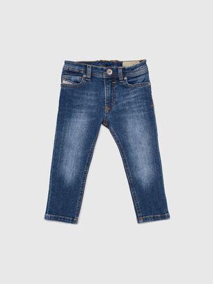 SLEENKER-B-N, Mittelblau - Jeans