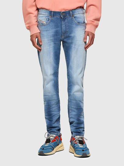Diesel - D-Strukt 009NF, Bleu Clair - Jeans - Image 1