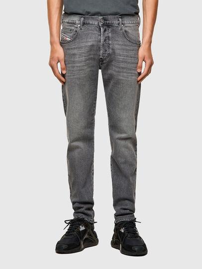 Diesel - D-Yennox 09A10, Light Grey - Jeans - Image 1