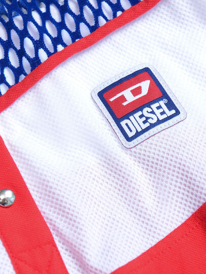 Diesel - DREIA, Rot/Weiß - Kleider - Image 3