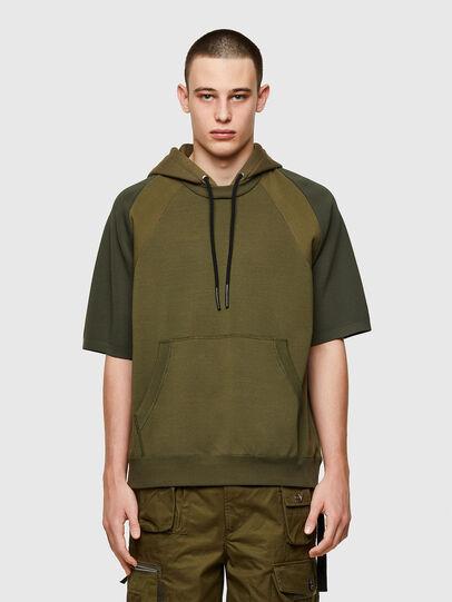 Diesel - K-MILKY, Military Green - Knitwear - Image 1