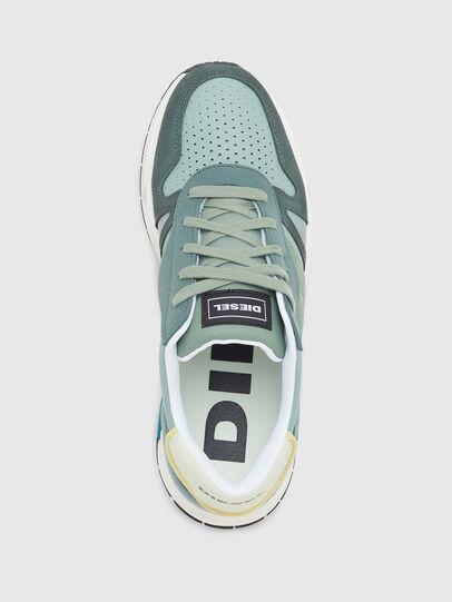 Diesel - S-BRENTHA FLOW, Wassergrün - Sneakers - Image 5