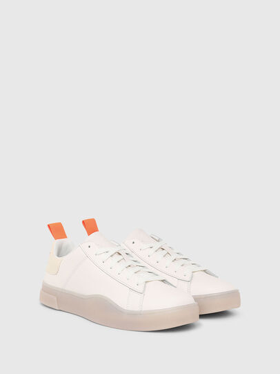 Diesel - S-CLEVER LOW LACE, Weiß - Sneakers - Image 2