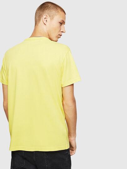 Diesel - T-DIEGO-B14, Gelb - T-Shirts - Image 2