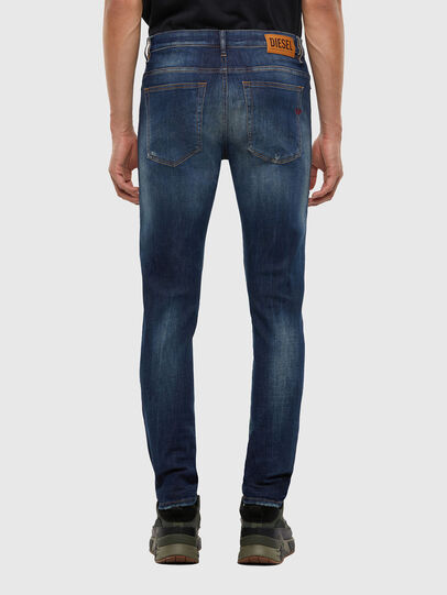 Diesel - D-Amny 009FB, Dunkelblau - Jeans - Image 2