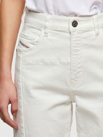 Diesel - D-Reggy 009UL, Blanc - Jeans - Image 5